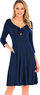 Best modest dresses with pockets Reviews