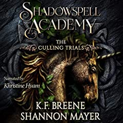 Shadowspell Academy: The Culling Trials, Book 3