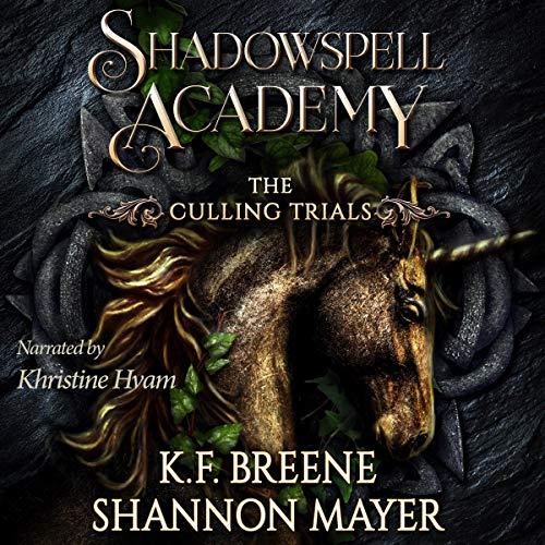 Shadowspell Academy: The Culling Trials, Book 3 cover art