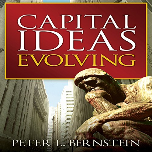 Capital Ideas Evolving audiobook cover art