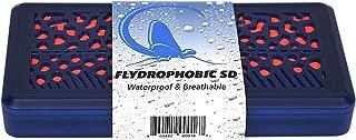 Tacky Fishing Flydrophobic SD Fly Box,Blue,7
