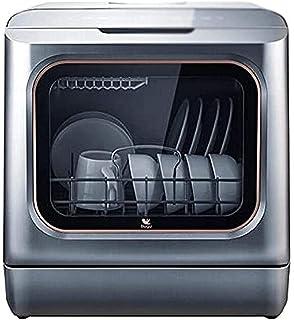 Lave-vaisselle de table entièrement automatique, adapté pour la cuisine 1200 W chacun 3 litres d'eau, touche le bouton 360...