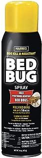 Harris Toughest Bed Bug Killer, 16oz Aerosol Spray