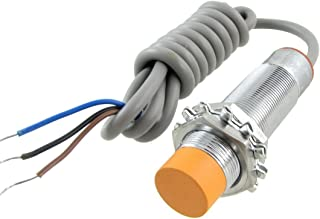 URBEST 8mm Detecting Distance Approach Sensor Inductive Proximity Switch NPN NO DC 6-36V Cylinder Type