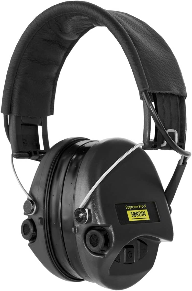 Sordin Supreme PRO X - Active Hearing Max 80% OFF LED Max 42% OFF Light G and Protection