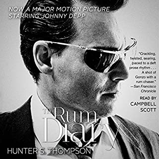 The Rum Diary cover art