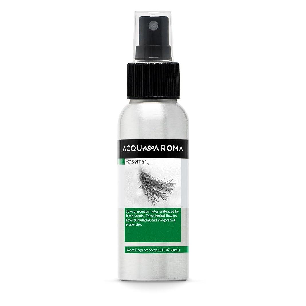 スペシャリスト無関心圧倒するAcquaアロマローズマリーRoom Fragranceスプレー2.0?FL OZ ( 60ml )