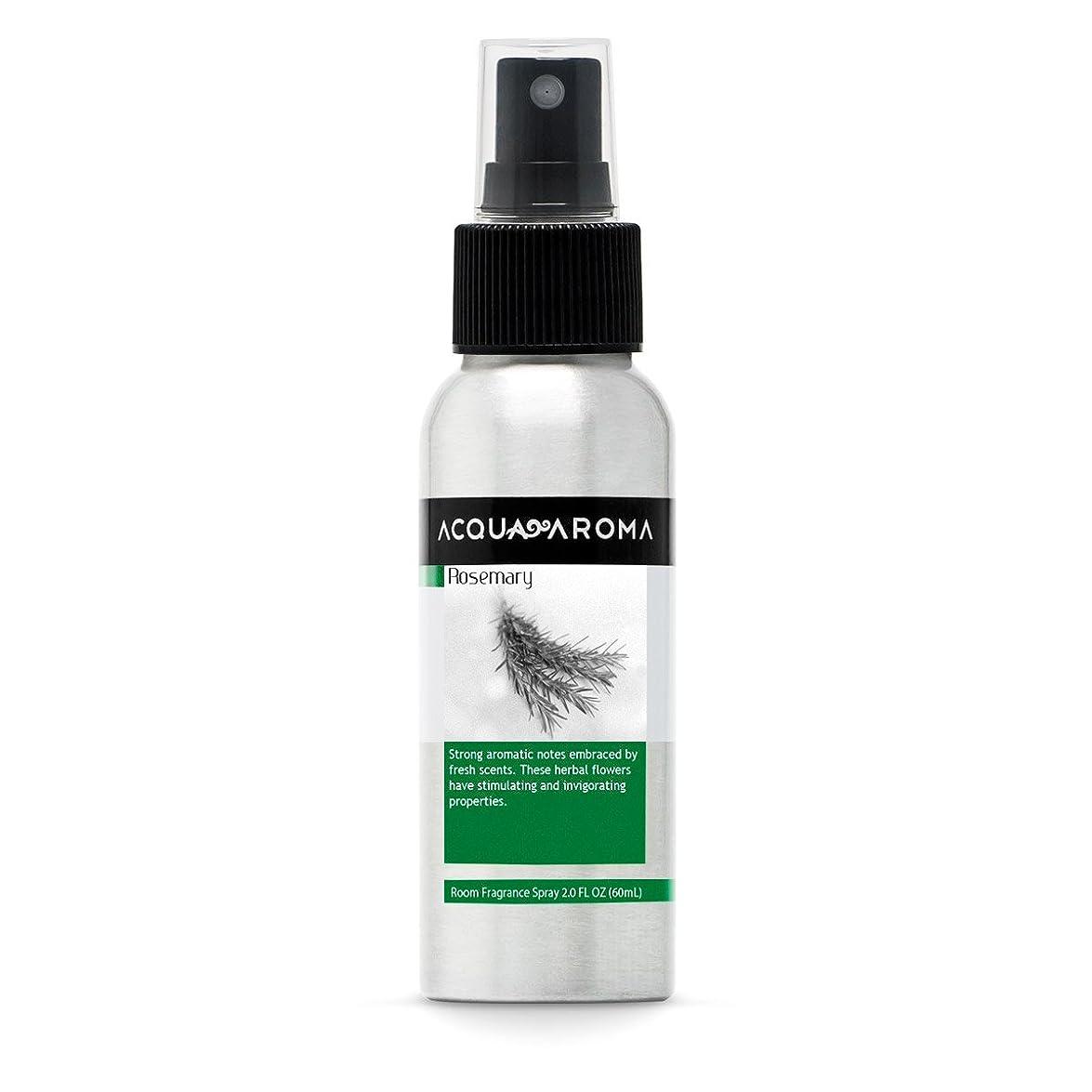 専門用語シットコムマザーランドAcquaアロマローズマリーRoom Fragranceスプレー2.0?FL OZ ( 60ml )
