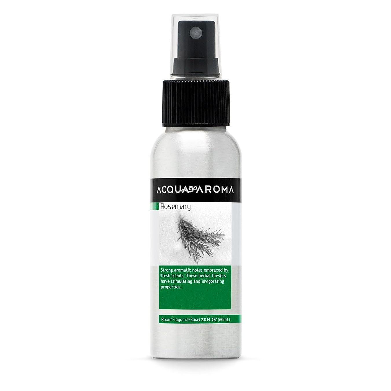 実用的ピケ服を洗うAcquaアロマローズマリーRoom Fragranceスプレー2.0?FL OZ ( 60ml )