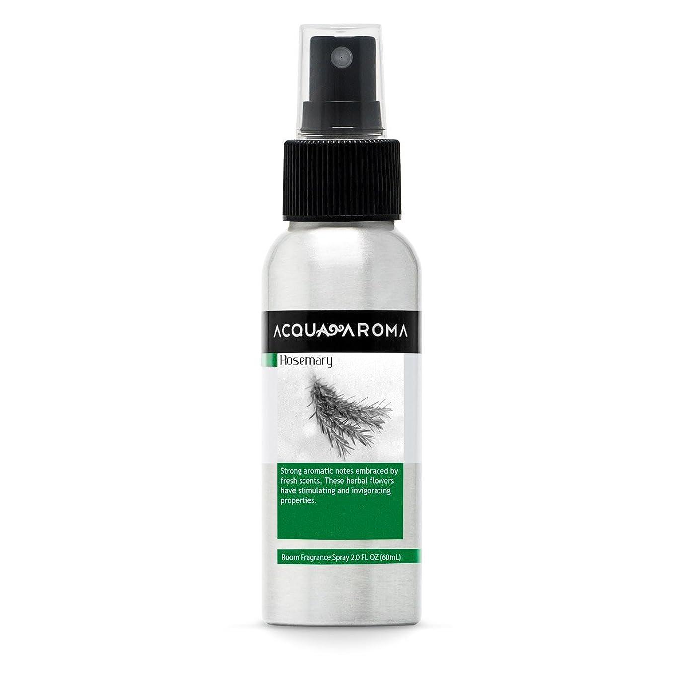AcquaアロマローズマリーRoom Fragranceスプレー2.0?FL OZ ( 60ml )