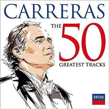 Carreras: The 50 Greatest Tracks