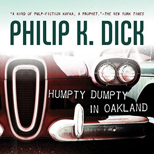Humpty Dumpty in Oakland audiobook cover art