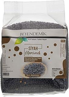 Bey-Endemik Siyah Mercimek,500 Gr