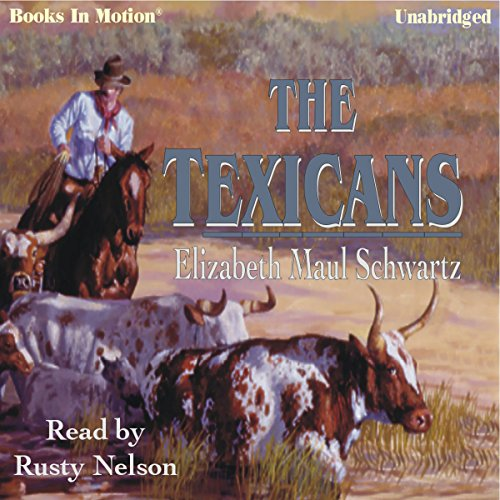 The Texicans cover art
