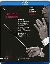 Claudio Abbado: Conducts Brahms, Schoenberg & Beethoven