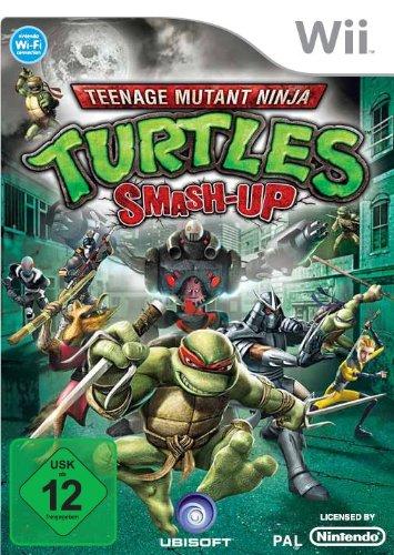 Teenage Mutant Ninja Turtles: Smash-Up [import allemand]