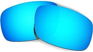 Hkuco Plus Replacement Lenses For Oakley Crankshaft Sunglasses Blue Polarized