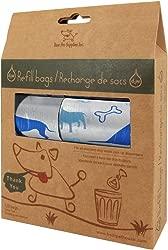 Best Pet Supplies, Inc. Scented Pet Waste / Poop Bag Refills - 120 Bags