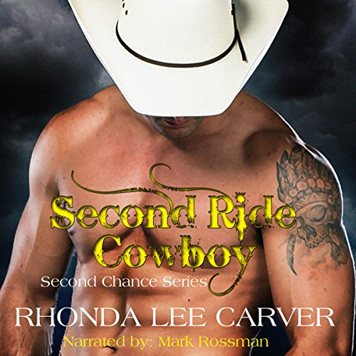 Second Ride Cowboy audiobook cover art