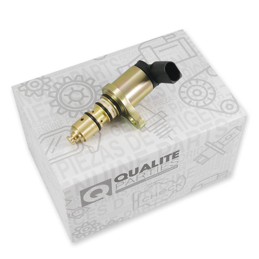 Válvula Conector climática Compresor: Amazon.es: Coche y moto
