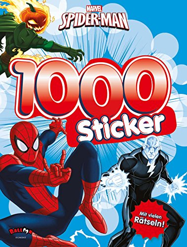 Spider-Man - 1000 Sticker
