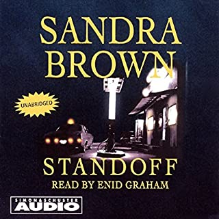 Standoff audiobook cover art