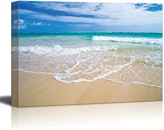 Best beach canvas wall art Reviews
