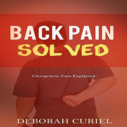 Back Pain Solved cover art