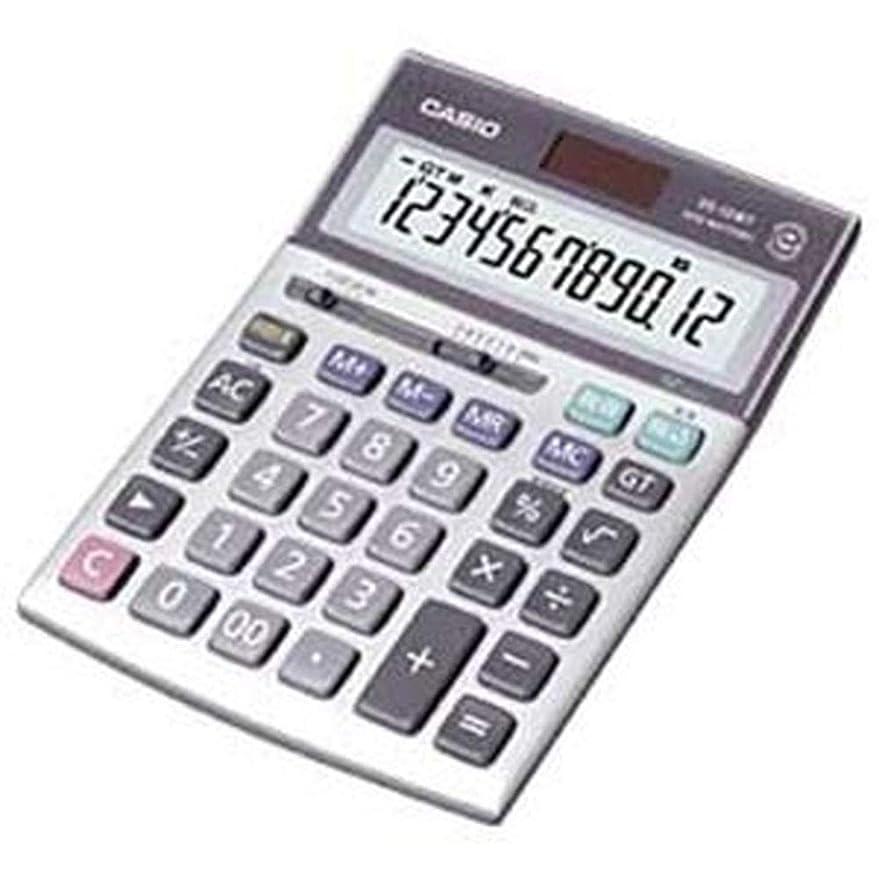 治世フレット援助するカシオ==CASIO== ?実務電卓?12桁?大型