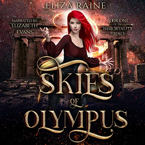 Skies of Olympus: Books One, Two & Three cover art