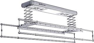 Sèche-linge électrique intelligent Corde à linge, Séchoir télescopique en alliage d'aluminium, Séchoir électrique de levag...