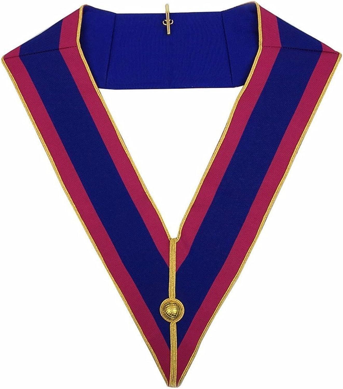 Bricks Masons Mark Regalia Provincial Undress Collar
