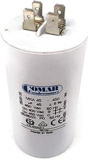 Made in Italy Motor Comar Condenser 70UF Capacitor MKA 66.5uF ~ 70UF ~ 73.5uF 67uF 68uF 69uF 71uF 72uF 73uF 450V Vac