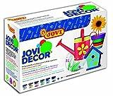 Jovi 670 - Pack de 6 botes de pintura acrilica, colores surtidos, 6x 55 ml