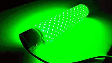 Green Blob Outdoors New Fishing Light (Green, 16742 Lumen), Pro 167DX Underwater, w/ 30ft Cord, LED, Fish Attractor, Crappie, Snook, Bass, Catfish (16,742 3-Prong Plug, Green)