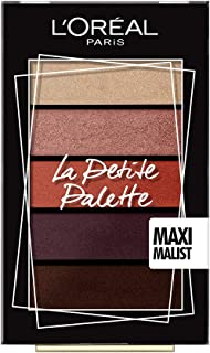 L'Oreal Paris Mini Eyeshadow Palette, Number 01, Maximalist