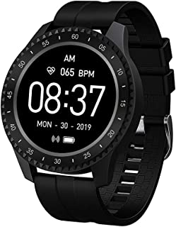 YMMONLIA Impermeable Reloj Inteligente con Cronómetro, Pulsera Actividad Inteligente para Deporte, Reloj de Fitness con Adecuado para Mujer Hombre Y niños