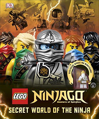 Ninjago. The Path Of The Ninja: Includes Exclusive Sensei Wu Minifigure (Lego...