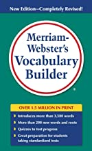 Merriam-Webster's Vocabulary Builder, Newest Edition