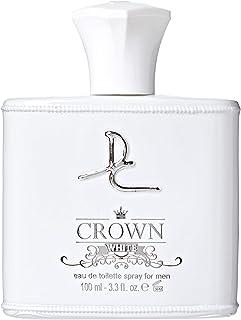 Crown White by Dorall Collection for Men Eau de Toilette 100ml