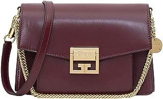 Luxury Fashion   Givenchy Womens BB501CB0LT542 Burgundy Shoulder Bag   Fall Winter 19