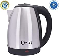 Yuyutsu Electric Kettle 2.0 Litre Automatic Multipurpose Extra Large Tea Coffee Maker Water Boiler with Handle