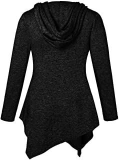 iSkylie Women Off Shoulder Blouse Plus Size Shirt Tops Long Sleeve O-Neck Lace Patchwork Tops Slim Sweatshirt Coaches' & Referees' Gear