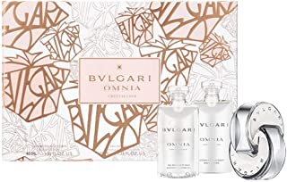 Bvlgari Omnia Crystalline giftset - 120 ml