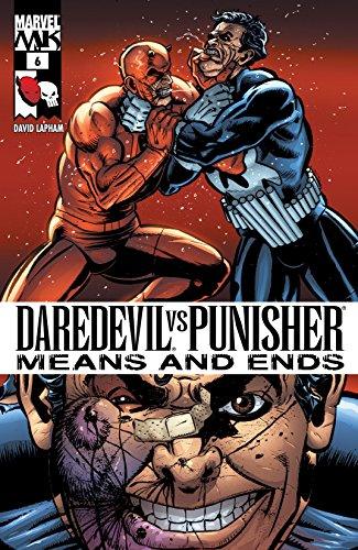 Daredevil vs. Punisher (2005) #6 (of 6) (English Edition)