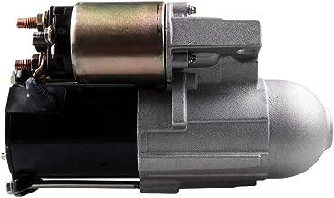 SCITOO Starters 6491 New compatible for Chevrolet Cavalier 2002 S10 Pickup 2002-2003 2.2L Lumina 2001 Malibu 2001-2003 3.1L Equinox 2005 Impala/Monte Carlo/Venture 2001-2005 3.4L Malibu 2004-2005 3.5L