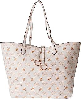 Beverly Hills Polo Club Handbag for Women- Beige