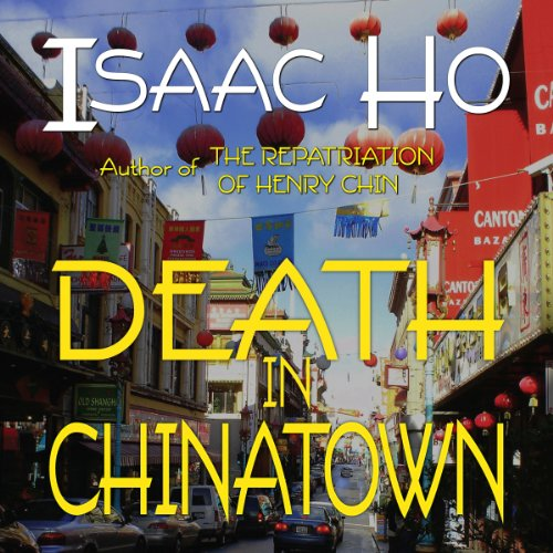 Death in Chinatown cover art