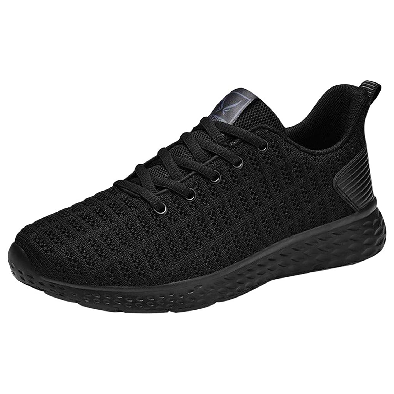 ANJUNIE Couple Mesh Cloth Breathable Outdoor Sneakers Trend Hollow Casual Ultra Lightweight Breathable Athletic Tennis Shoes