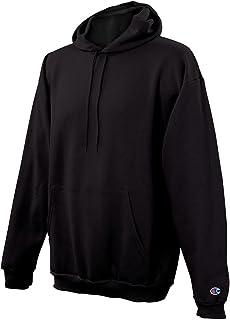 Champion Men's Front Pocket Pullover Hoodie Sweatshirt